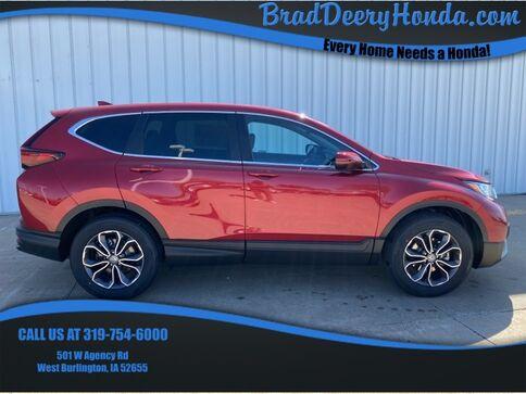 2021_Honda_CR-V_EX_ West Burlington IA