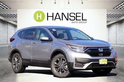 2021_Honda_CR-V Hybrid_EX_ Santa Rosa CA
