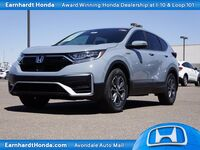 Honda CR-V Hybrid EX AWD 2021