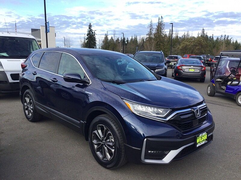 2021 Honda CR-V Hybrid EX AWD Port Angeles WA