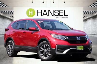2021_Honda_CR-V Hybrid_EX-L_ Santa Rosa CA