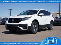 Honda CR-V Hybrid EX-L AWD 2021