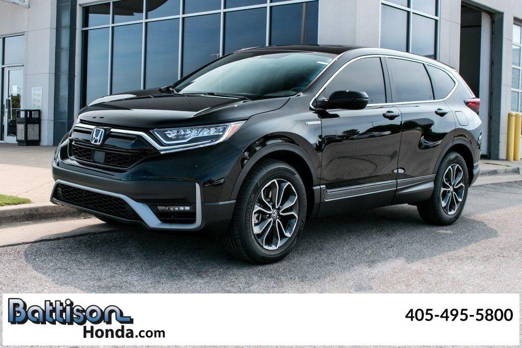 2021_Honda_CR-V Hybrid_EX-L_ Oklahoma City OK