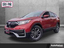 2021_Honda_CR-V Hybrid_EX-L_ Roseville CA