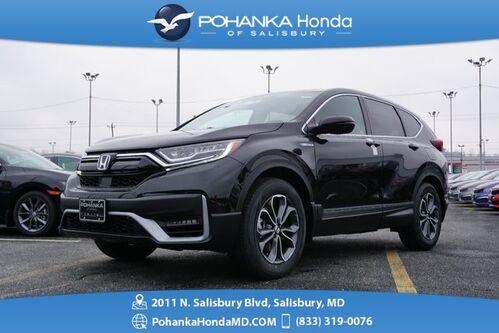 2021_Honda_CR-V Hybrid_EX-L_ Salisbury MD