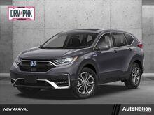 2021_Honda_CR-V Hybrid_EX_ Roseville CA