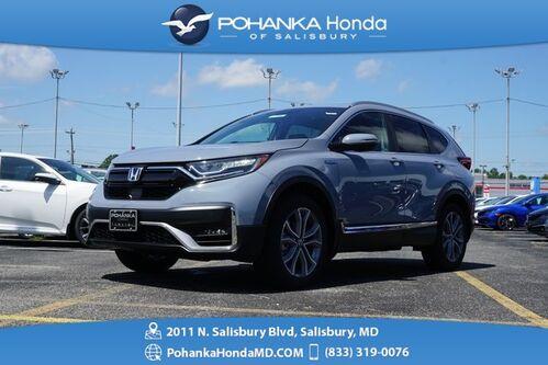 2021_Honda_CR-V Hybrid_Touring_ Salisbury MD