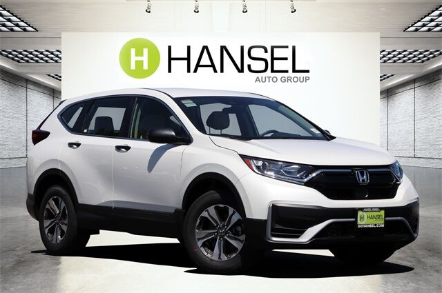 2021 Honda CR-V LX Santa Rosa CA