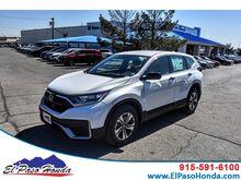 2021_Honda_CR-V_LX 2WD_ El Paso TX
