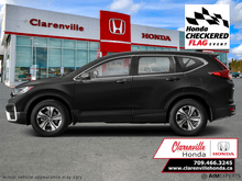 2021_Honda_CR-V_LX 4WD  - Heated Seats -  Apple CarPlay - $241 B/W_ Clarenville NL