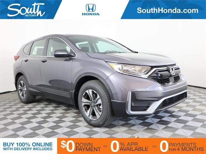 2021 Honda CR-V LX Miami FL