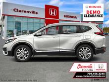 2021_Honda_CR-V_Touring  - Navigation -  Leather Seats - $286 B/W_ Clarenville NL