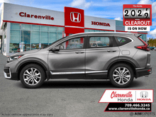 2021_Honda_CR-V_Touring  - Sunroof -  Navigation - $289 B/W_ Clarenville NL