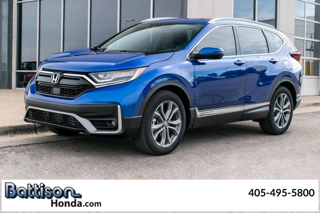 2021 Honda CR-V Touring Oklahoma City OK