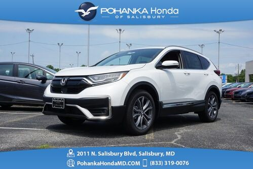 2021_Honda_CR-V_Touring_ Salisbury MD