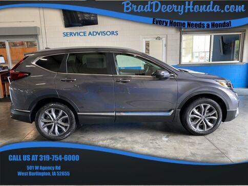 2021_Honda_CR-V_Touring_ West Burlington IA