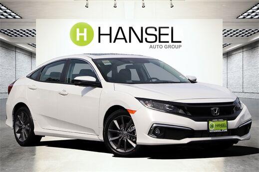 2021 Honda Civic EX Santa Rosa CA