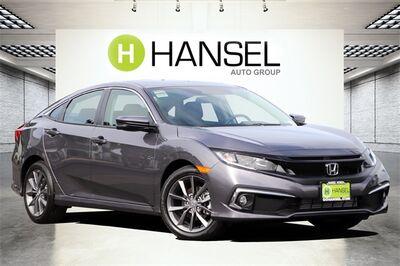 2021_Honda_Civic_EX_ Santa Rosa CA