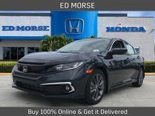 2021_Honda_Civic_EX_ Delray Beach FL