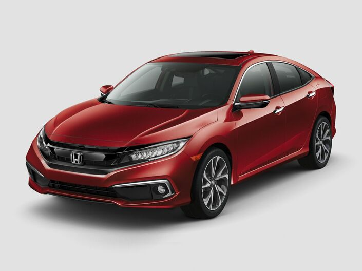 2021 Honda Civic EX Bay Shore NY