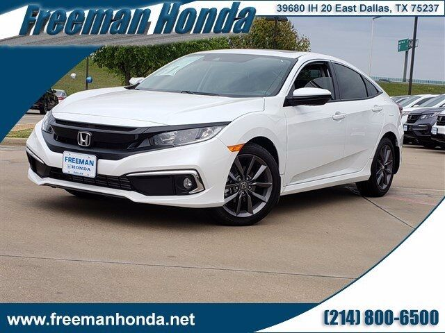 2021 Honda Civic EX Dallas TX
