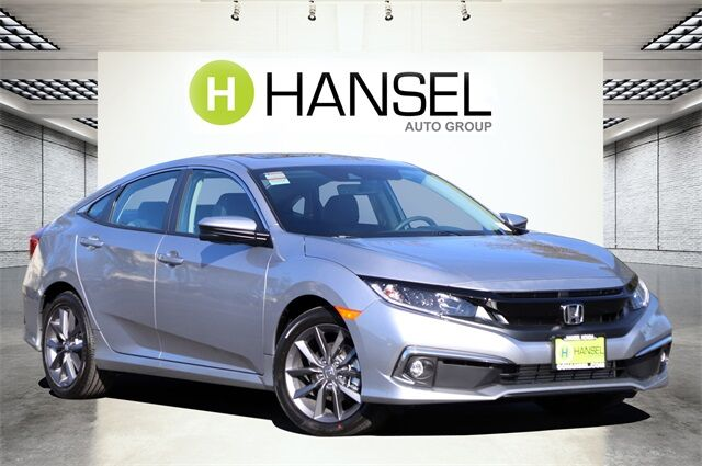 2021 Honda Civic EX-L Santa Rosa CA