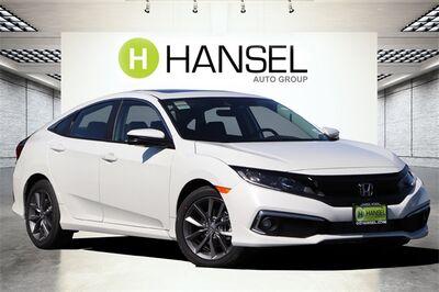 2021_Honda_Civic_EX-L_ Santa Rosa CA
