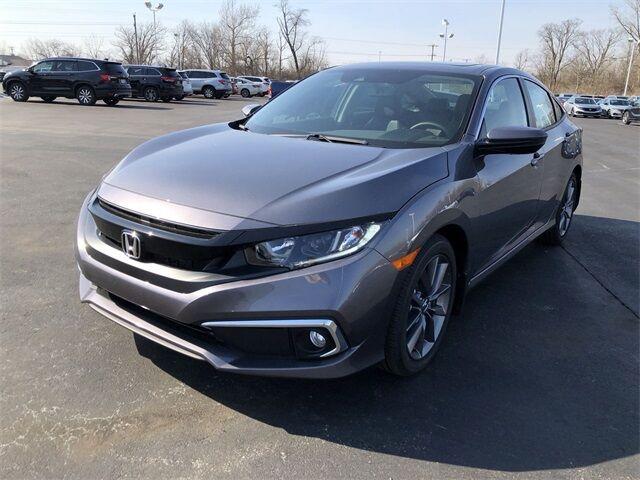2021 Honda Civic EX-L Lima OH