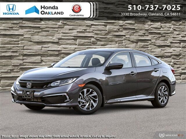 2021 Honda Civic EX Oakland CA