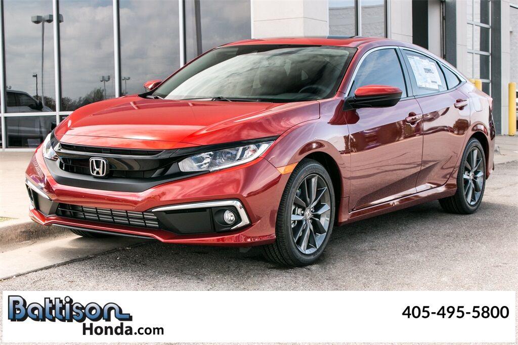 2021_Honda_Civic_EX_ Oklahoma City OK