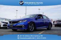 Honda Civic EX 2021