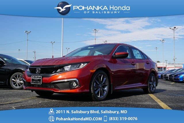 2021 Honda Civic EX Salisbury MD