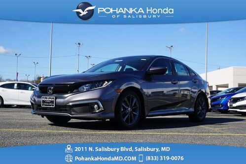 2021_Honda_Civic_EX_ Salisbury MD