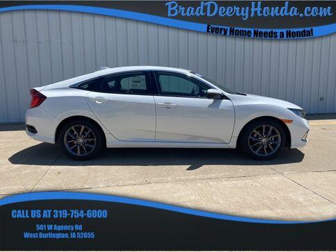 2021_Honda_Civic_EX_ West Burlington IA