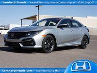 Honda Civic Hatchback EX CVT 2021