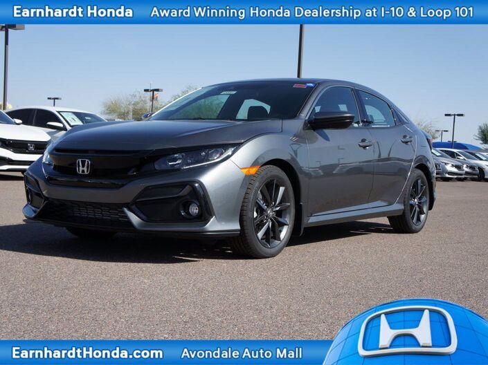2021 Honda Civic Hatchback EX CVT Avondale AZ