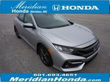 2021_Honda_Civic Hatchback_EX CVT_ Meridian MS