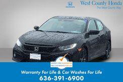 2021_Honda_Civic Hatchback_EX_ Ellisville MO
