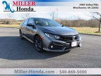 Honda Civic Hatchback EX 2021