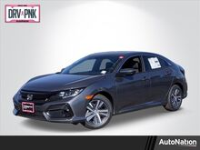 2021_Honda_Civic Hatchback_LX_ Roseville CA