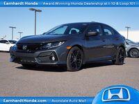 Honda Civic Hatchback Sport CVT 2021