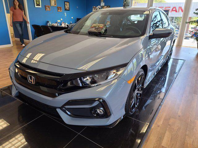 2021 Honda Civic Hatchback Sport Covington VA