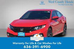 2021_Honda_Civic Hatchback_Sport_ Ellisville MO