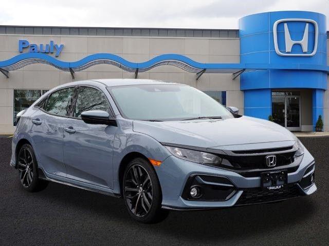 2021 Honda Civic Hatchback Sport Libertyville IL