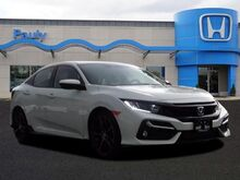 2021_Honda_Civic Hatchback_Sport_ Libertyville IL