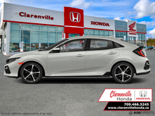 2021_Honda_Civic Hatchback_Sport MT  - Sunroof - $236 B/W_ Clarenville NL