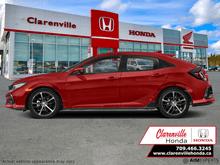 2021_Honda_Civic Hatchback_Sport Touring CVT  - $257 B/W_ Clarenville NL