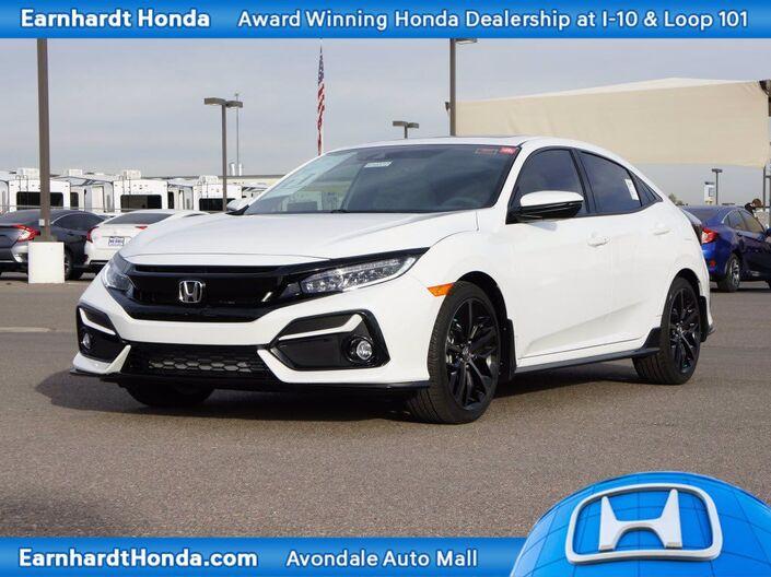 2021 Honda Civic Hatchback Sport Touring CVT Avondale AZ