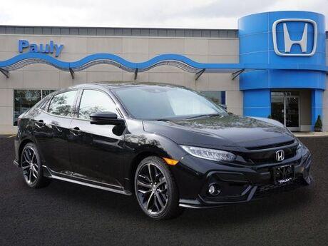 2021 Honda Civic Hatchback Sport Touring Libertyville IL