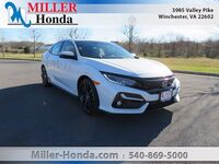 Honda Civic Hatchback Sport Touring 2021
